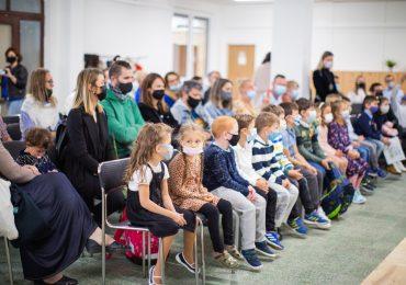 Prvý školský deň v Narnii Levice
